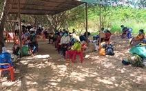 91 người đồng bào H'rê được Khánh Hòa tiếp tục hỗ trợ về Quảng Ngãi