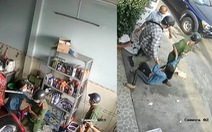 Xác minh video tổ công tác phường Tam Bình giằng co với người phụ nữ