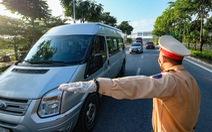 Hà Nội tạm dừng xe khách đến 37 tỉnh, thành phố