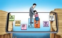 Cùng con vào thời đại số: Kế hoạch số cho gia đình