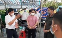 Thứ trưởng Bộ Y tế Đỗ Xuân Tuyên nhắc người cách ly tự vệ sinh phòng ở