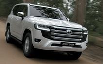 Kỷ niệm 70 năm ra đời, Toyota Land Cruiser ra mắt thế hệ mới