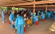 Vĩnh Long vượt mốc 200 ca nhiễm cộng đồng, Bộ Y tế kiểm tra công tác chống dịch