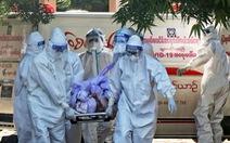 Dịch vụ mai táng Myanmar quá tải trong dịch COVID-19