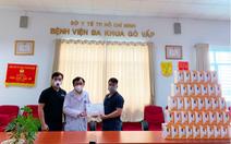Imou Việt Nam tặng camera giám sát chung tay góp sức chống COVID-19