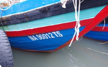 Phát hiện 45kg thuốc nổ trên tàu cá Nghệ An neo ở Vũng Tàu