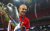 Robben lần thứ hai giải nghệ