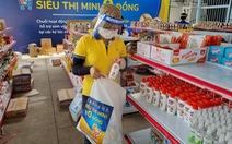 Thêm 50.000 phiếu mua hàng 'siêu thị 0 đồng' tặng lao động nghèo, sinh viên