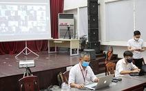 Hơn 20.000 sinh viên ĐH Duy Tân thi kết thúc học phần online giữa mùa dịch