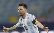 Các hãng cá cược đánh giá Messi là ứng viên số 1 cho danh hiệu Quả bóng vàng