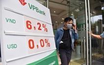 Hàng loạt ngân hàng được nới hạn mức tín dụng