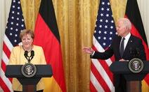 Thủ tướng Đức đến Mỹ, hai nước cam kết hợp tác đối phó Nga, Trung Quốc