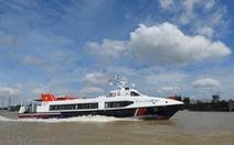 5 tàu cao tốc chở hàng thiết yếu từ miền Tây về TP.HCM hoạt động từ 19-7