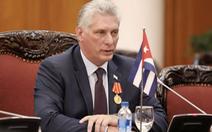 Chủ tịch Cuba nói Mỹ 'thất bại trong nỗ lực tiêu diệt Cuba'