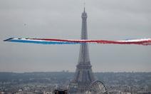 Đóng cửa dài nhất sau Thế chiến 2, tháp Eiffel của Pháp đã mở lại
