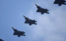 Mỹ điều hơn 20 tiêm kích F-22 tới Thái Bình Dương