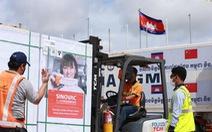 Campuchia tiêm vắc xin cho học sinh trước khi mở cửa trường học