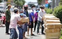 Nhận cá gửi từ Đà Nẵng, người dân bị phong tỏa ở TP.HCM 'khắc ghi mãi ân tình'