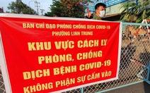 167 ca COVID-19, phong tỏa toàn phường 19, quận Bình Thạnh từ 0h ngày 22-7
