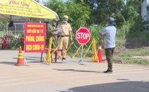 Tây Ninh lập Sở chỉ huy phòng chống dịch COVID-19