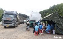 Triển khai phương án vận tải phù hợp khi đến các tỉnh thành giãn cách theo chỉ thị 16