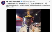 Bé 6 tuổi thiệt mạng trong vụ xả súng ở Mỹ