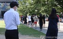 Hàn Quốc dùng công nghệ để giảm rủi ro khi xét nghiệm COVID-19
