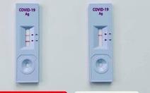HỎI - ĐÁP về dịch COVID-19: Test nhanh COVID-19 bán trên mạng, có nên mua về thử?