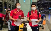 Đoàn thể thao Việt Nam lên đường đến Olympic Tokyo 2020