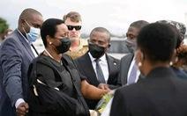 Vợ cố tổng thống Haiti về nước chịu tang chồng