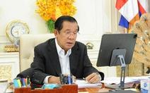 Campuchia hỗ trợ tiền mặt, vật tư y tế giúp Việt Nam chống dịch COVID-19