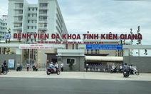 Bị phong tỏa, bệnh viện Kiên Giang kêu gọi góp tiền thay vì… suất ăn