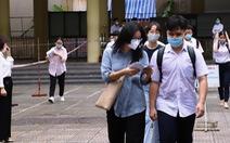 Hoàn tất chấm thi tốt nghiệp THPT tại Đà Nẵng