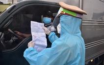 TP.HCM: Xe nào không đủ điều kiện để cấp giấy ưu tiên 'luồng xanh'?