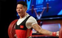 Thể thao Việt Nam tại Olympic Tokyo: Hy vọng huy chương ở cử tạ