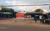 2h sáng, Bà Rịa - Vũng Tàu phong tỏa chợ xã, tổ dân cư vì 2 ca nghi nhiễm COVID-19
