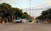Từ Phú Yên chạy xe máy về Quảng Ngãi bị phát hiện mắc COVID-19 tại chốt kiểm dịch
