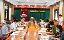 Hải Dương cho thôi chức danh 2 lãnh đạo phường để xảy ra vi phạm trong bầu cử