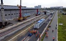 Liên danh NJPT thông báo tạm dừng các dịch vụ tư vấn ở tuyến metro số 1