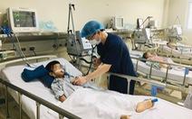 Nhiều trẻ nhập viện vì viêm não Nhật Bản, 70% để lại di chứng nặng nề