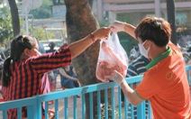 C.P. Việt Nam tổ chức nhiều điểm bán hàng bình ổn giá