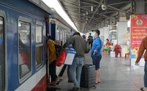 Chưa thể đưa người dân lên tàu về quê, Cục Đường sắt gửi văn bản hỏa tốc các địa phương