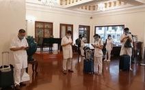 Nhiều khách sạn ở TP.HCM miễn phí cho bác sĩ, nhân viên y tế