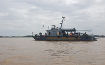 Bí thư An Giang làm việc với các lực lượng phòng chống COVID-19 trên sông Tiền