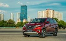 Toyota Rush 2021 nâng cấp hệ thống giải trí, tặng bảo hiểm Vàng