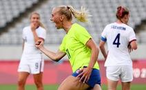 Bóng đá nữ Olympic Tokyo: Mỹ nhận thất bại 'sốc', Trung Quốc thua đậm
