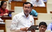 Thứ trưởng Bộ Công an làm chủ nhiệm Ủy ban Quốc phòng - an ninh của Quốc hội