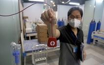 Bên trong Bệnh viện dã chiến số 5 Thuận Kiều Plaza trước giờ nhận bệnh