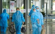 Chuyến bay đầu tiên đón người dân ở TP.HCM đã về tới Đà Nẵng
