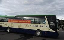Sáng nay Quảng Nam đưa xe vào TP.HCM đón người dân về quê